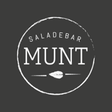 logo establishment MUNT Saladebar in Nijmegen