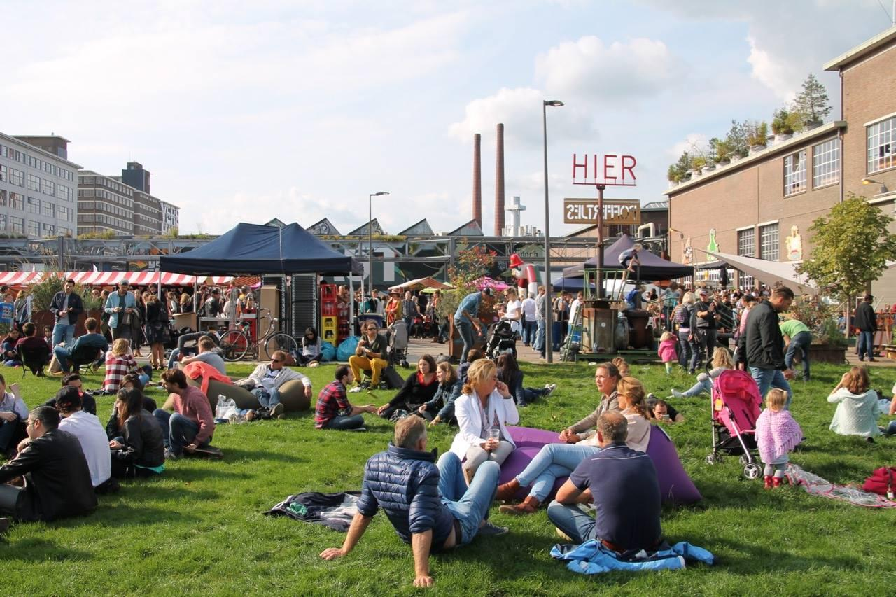 Photo FeelGood Market in Eindhoven, View, Delicacy, Drink, Event - #3
