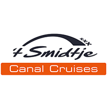 logo activity 't Smidtje Canal Cruises in Haarlem