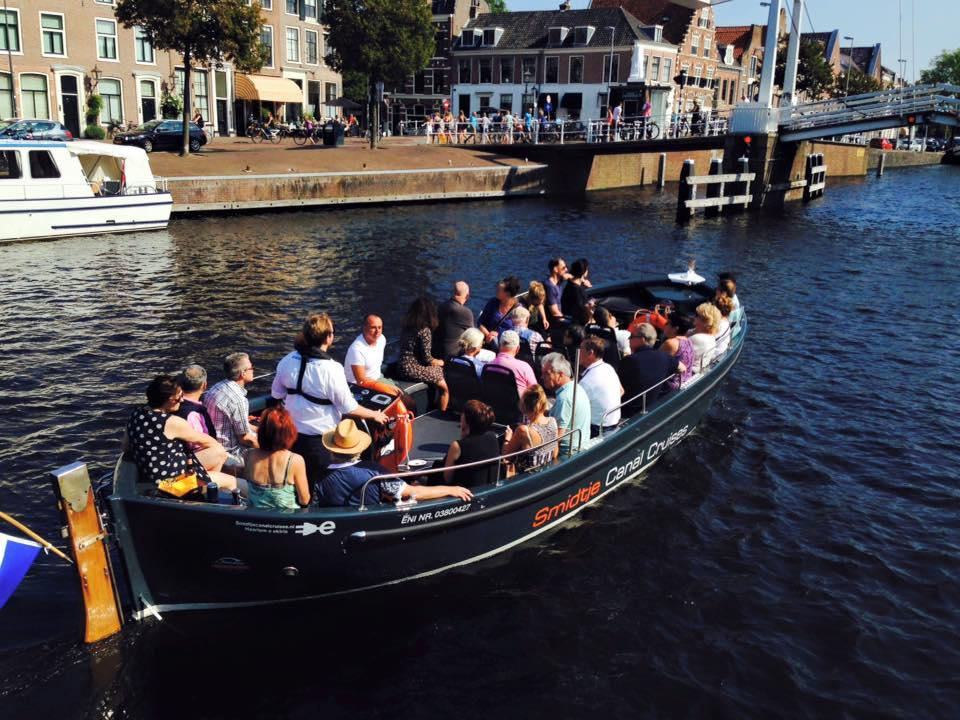 Photo 't Smidtje Canal Cruises in Haarlem, Activity, Activities - #3