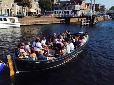 Photo 't Smidtje Canal Cruises in Haarlem, Activity, Activities