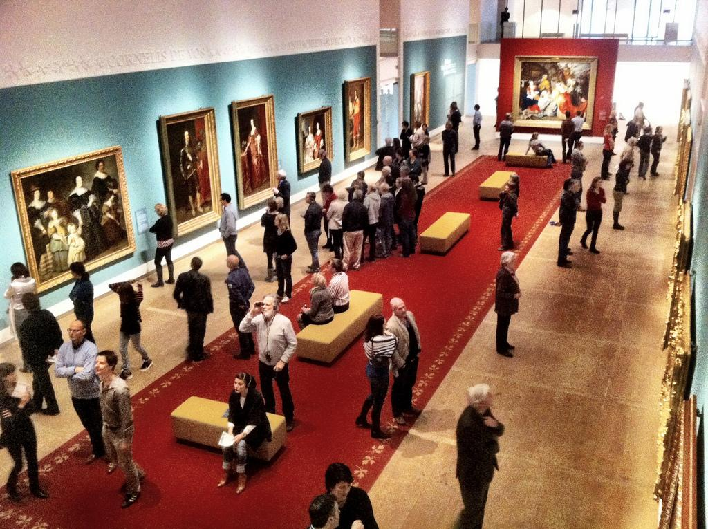 Photo Hermitage Amsterdam in Amsterdam, View, Museums & galleries, Sights & landmarks - #3