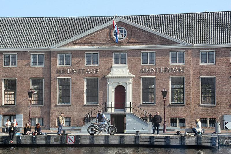 Photo Hermitage Amsterdam in Amsterdam, View, Museums & galleries, Sights & landmarks - #2