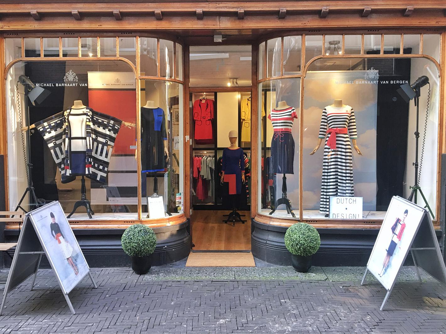 Photo Michael Barnaart van Bergen Boutique in Den Haag, Shopping, Fashion & clothing - #3