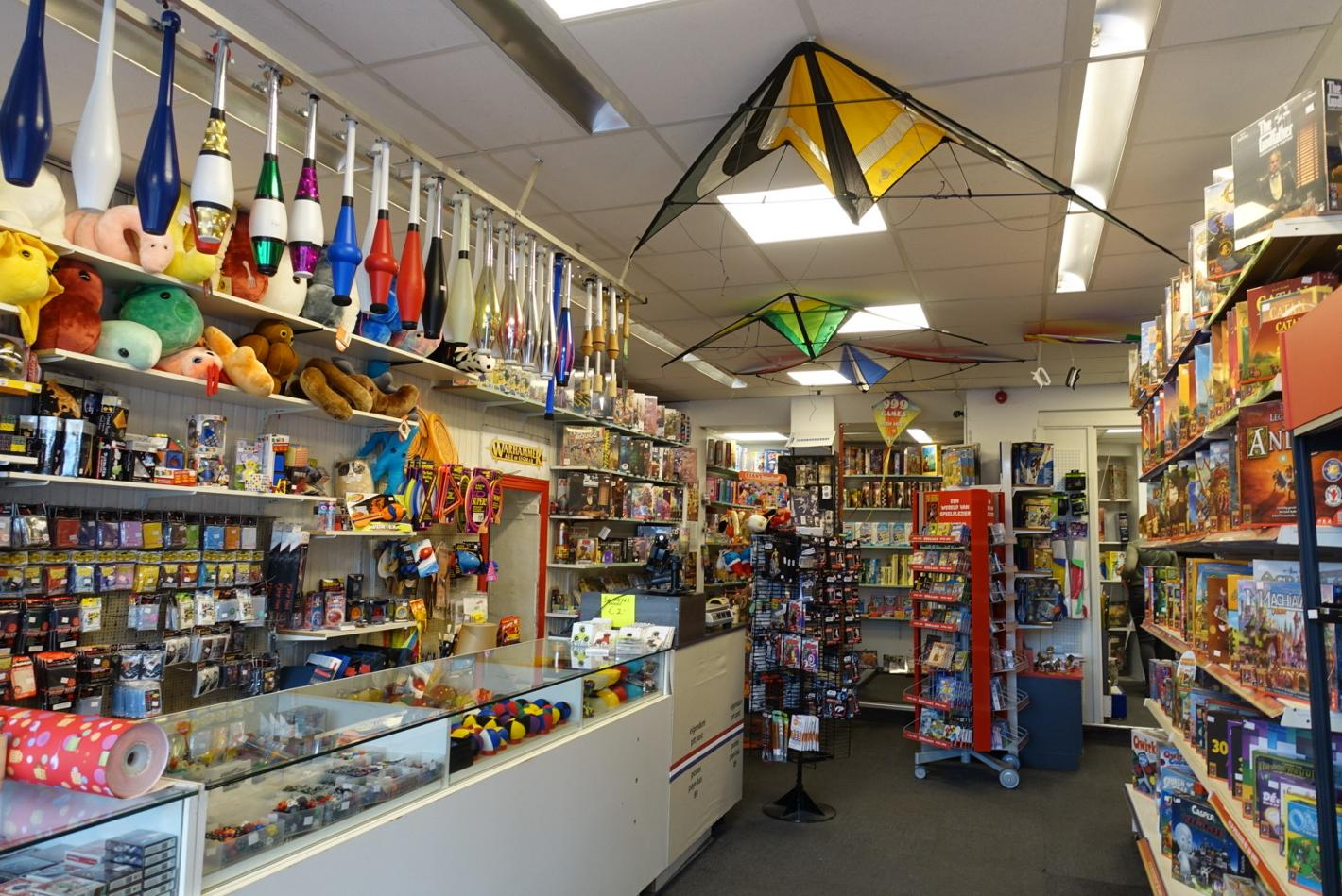 Photo De Vliegershop in Leiden, Shopping, Buy gifts, Buy hobby stuff - #1