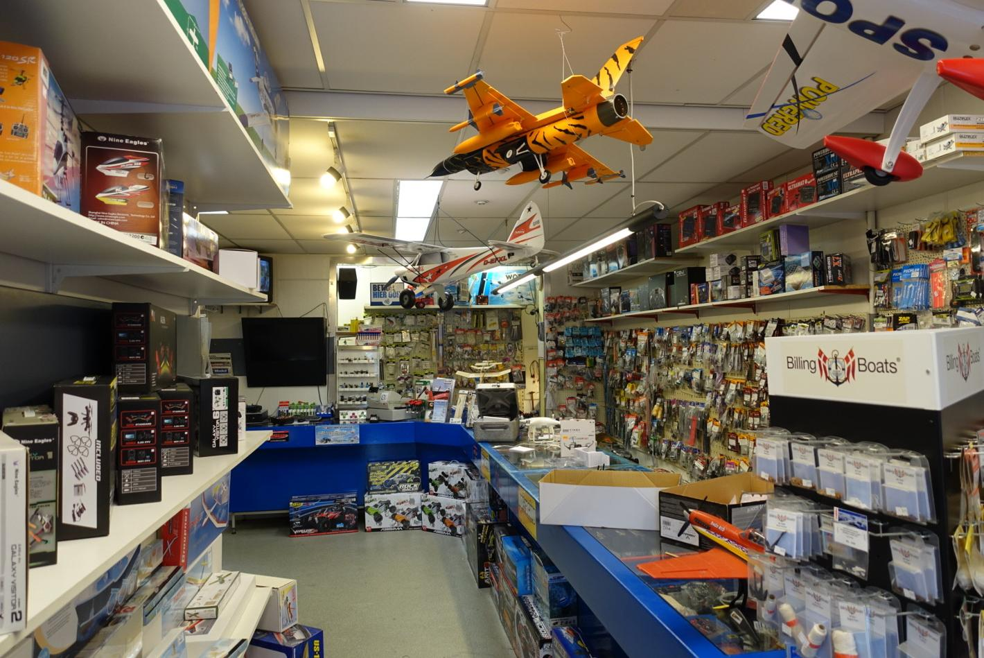 Photo De Vliegershop in Leiden, Shopping, Buy gifts, Buy hobby stuff - #3