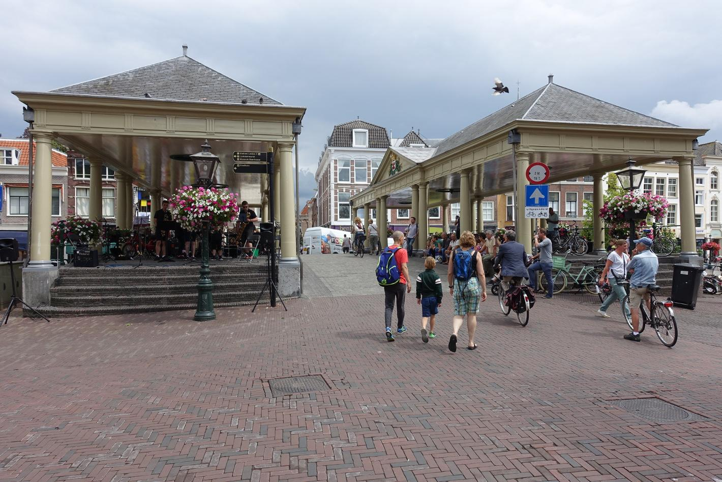 Photo Koornbrug in Leiden, View, Sights & landmarks - #3