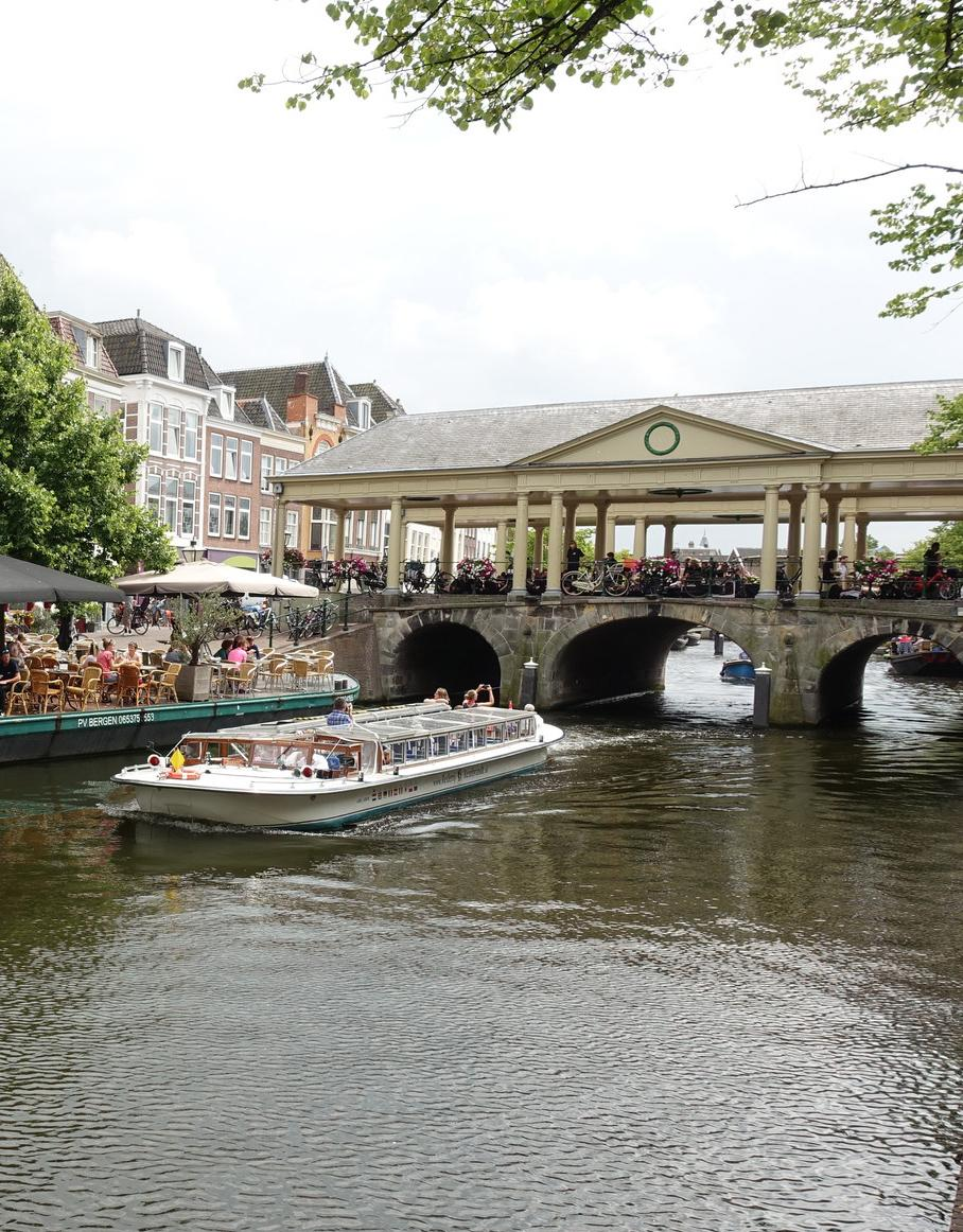 Photo Koornbrug in Leiden, View, Sights & landmarks - #1