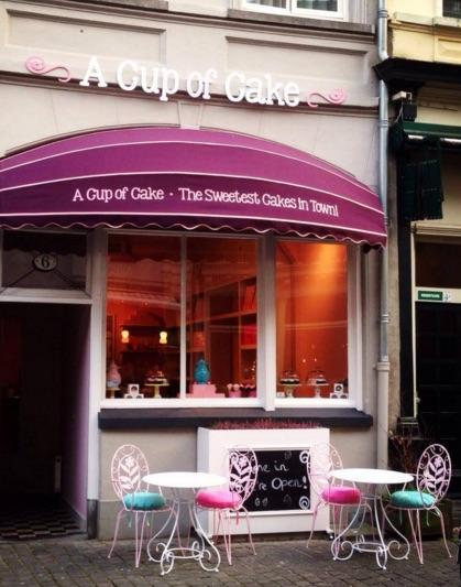 Photo A Cup of Cake in Breda, Shopping, Delicacies & specialties, Coffee, tea & cakes - #2