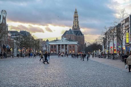 Photo Vismarkt in Groningen, View, Walk around