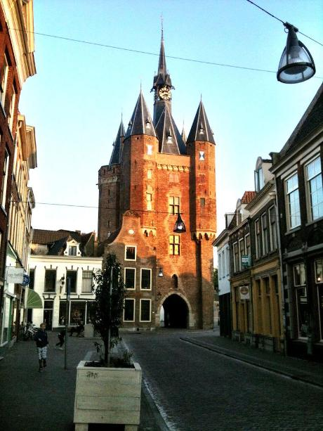 Photo Sassenpoort in Zwolle, View, Sights & landmarks, Activities