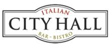 logo establishment Italian bar-bistro City Hall in Leiden