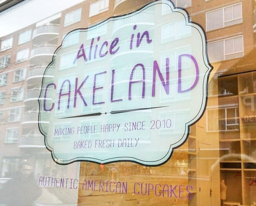 Photo Alice in Cakeland in Rotterdam, Shopping, Buy delicacies - #1