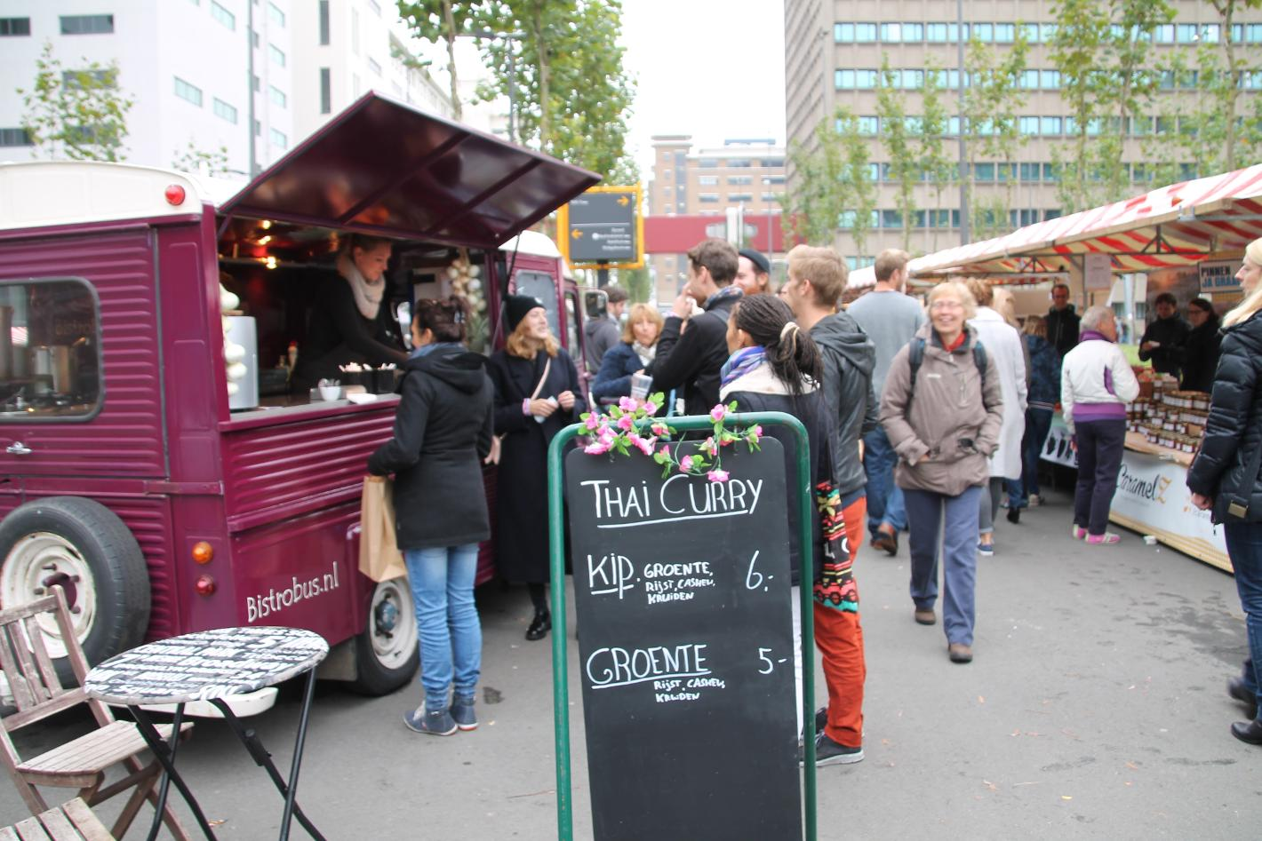 Photo FeelGood Market in Eindhoven, View, Delicacy, Drink, Event - #8