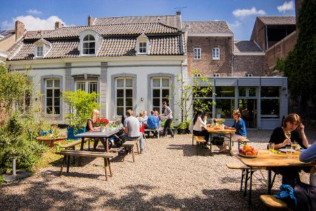 Photo Huize Marres in Maastricht, View, Coffee, Lunch, Diner, Museum, Activity