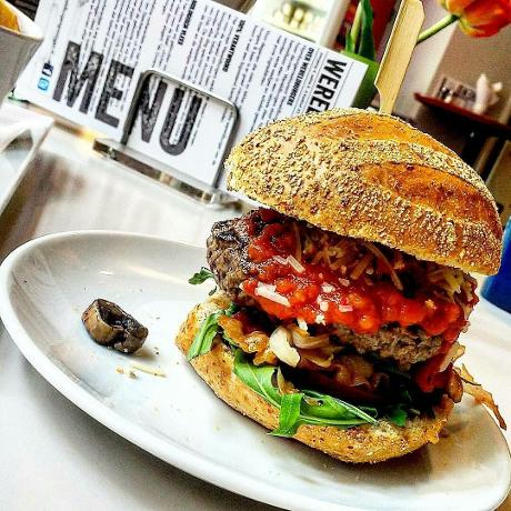 Photo Wereldburgers in Groningen, Eat & drink, Dining