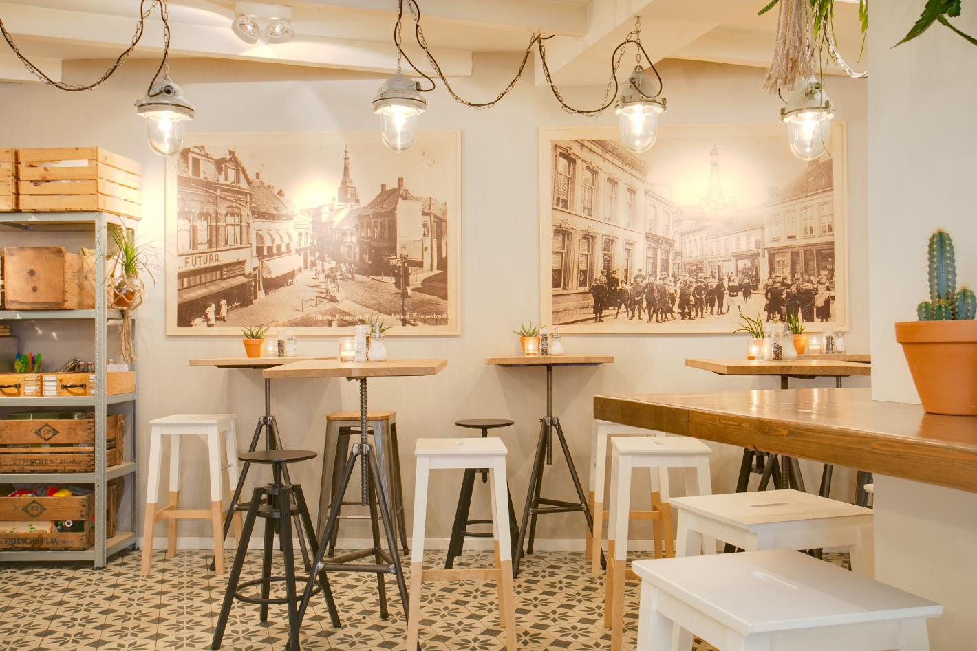 Photo Lunchcafé Nieuwland in Tilburg, Eat & drink, Coffee, tea & cakes, Lunch - #3