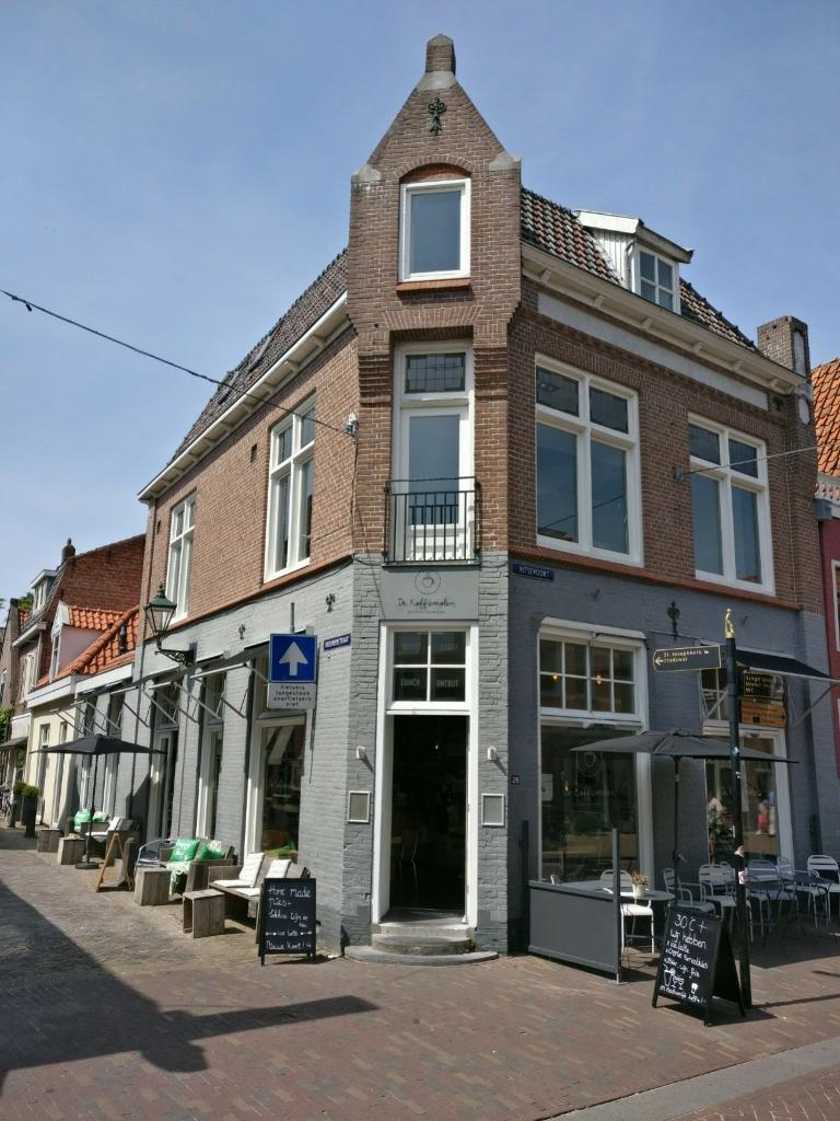 Photo De Koffiemolen in Alkmaar, Eat & drink, Coffee, tea & cakes - #2