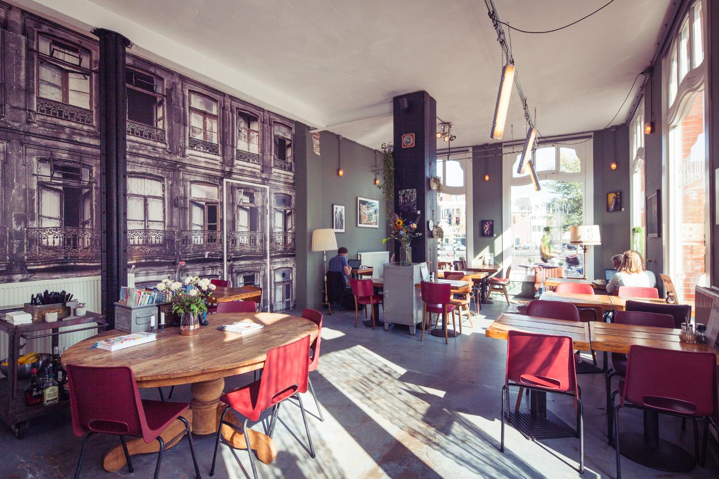 Photo Bar Wolkers in Haarlem, Eat & drink, Coffee, Lunch, Drink - #4
