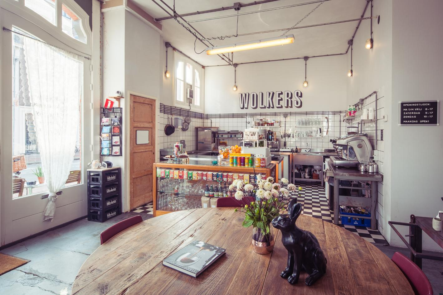 Photo Bar Wolkers in Haarlem, Eat & drink, Coffee, Lunch, Drink - #1
