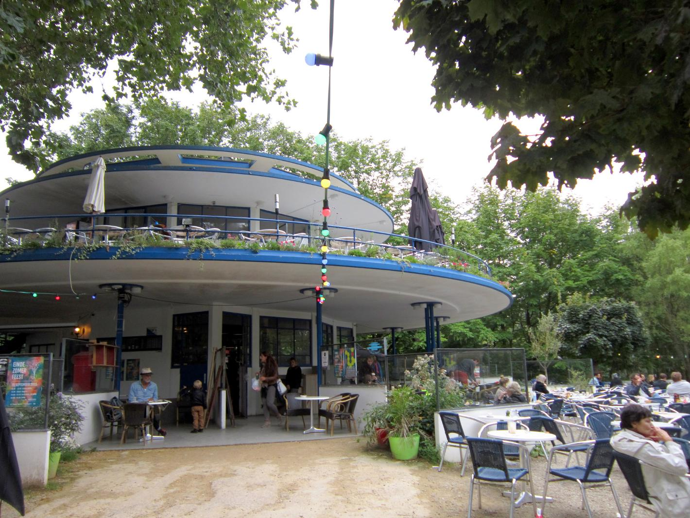 Photo 't Blauwe Theehuis in Amsterdam, Eat & drink, Coffee, Lunch, Drink, Activity, Event - #3