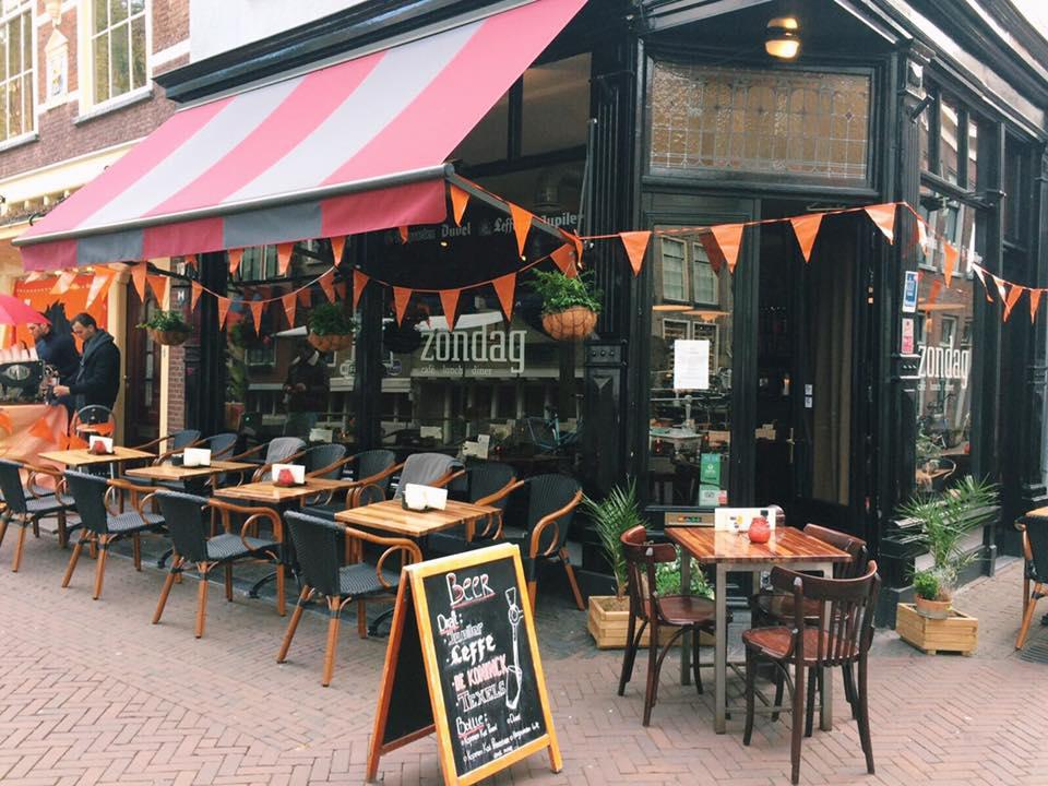 Photo Café Zondag in Delft, Eat & drink, Coffee, tea & cakes, Drink - #1
