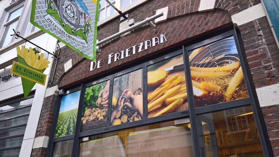 Photo De Frietzaak in Den Bosch, Eat & drink, Snack & inbetween - #2