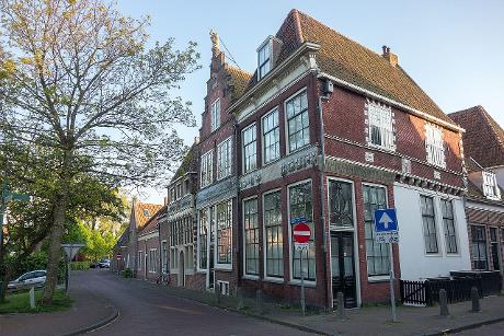 Photo Binnenhaven in Hoorn, View, Neighborhood, square, park