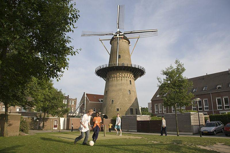 Photo Molen Kyck over den Dyck in Dordrecht, View, Sights & landmarks, Activities - #2