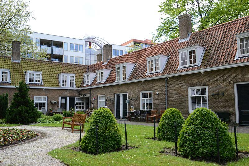 Photo Arend Maartenshof in Dordrecht, View, Sights & landmarks - #3