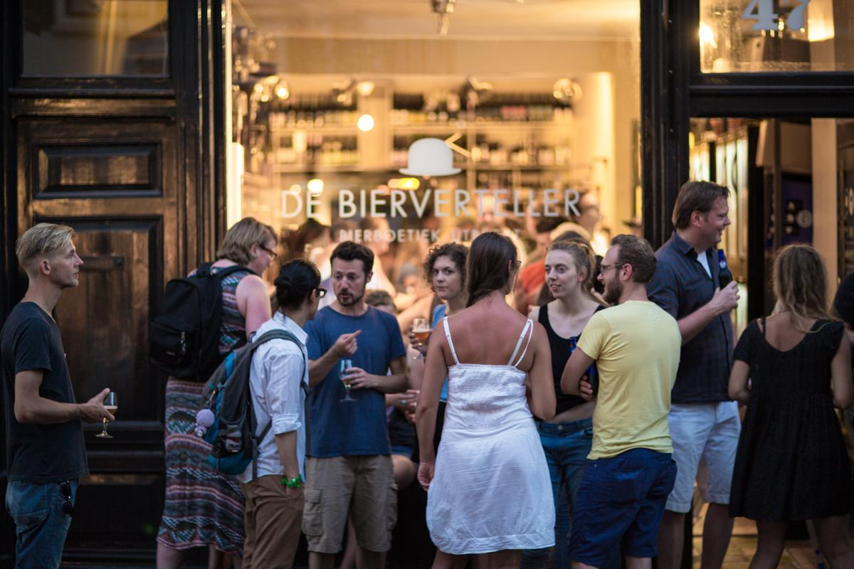 Photo De Bierverteller in Utrecht, Shopping, Delicacies & specialties - #1