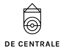 logo establishment De Centrale in Delft