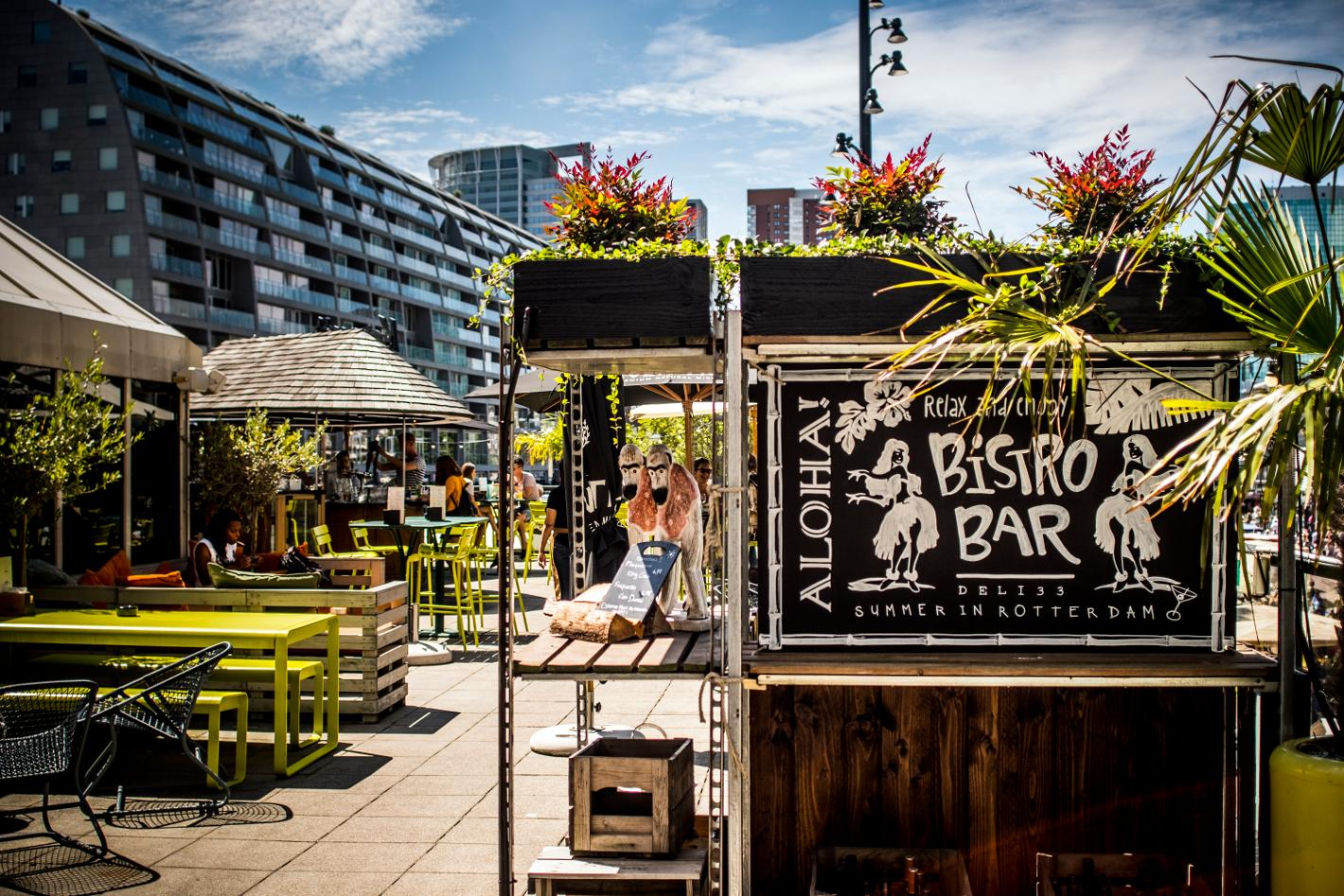 Photo Bistrobar Binnenrotte & het Stadsterras in Rotterdam, Eat & drink, Lunch, Dining - #3