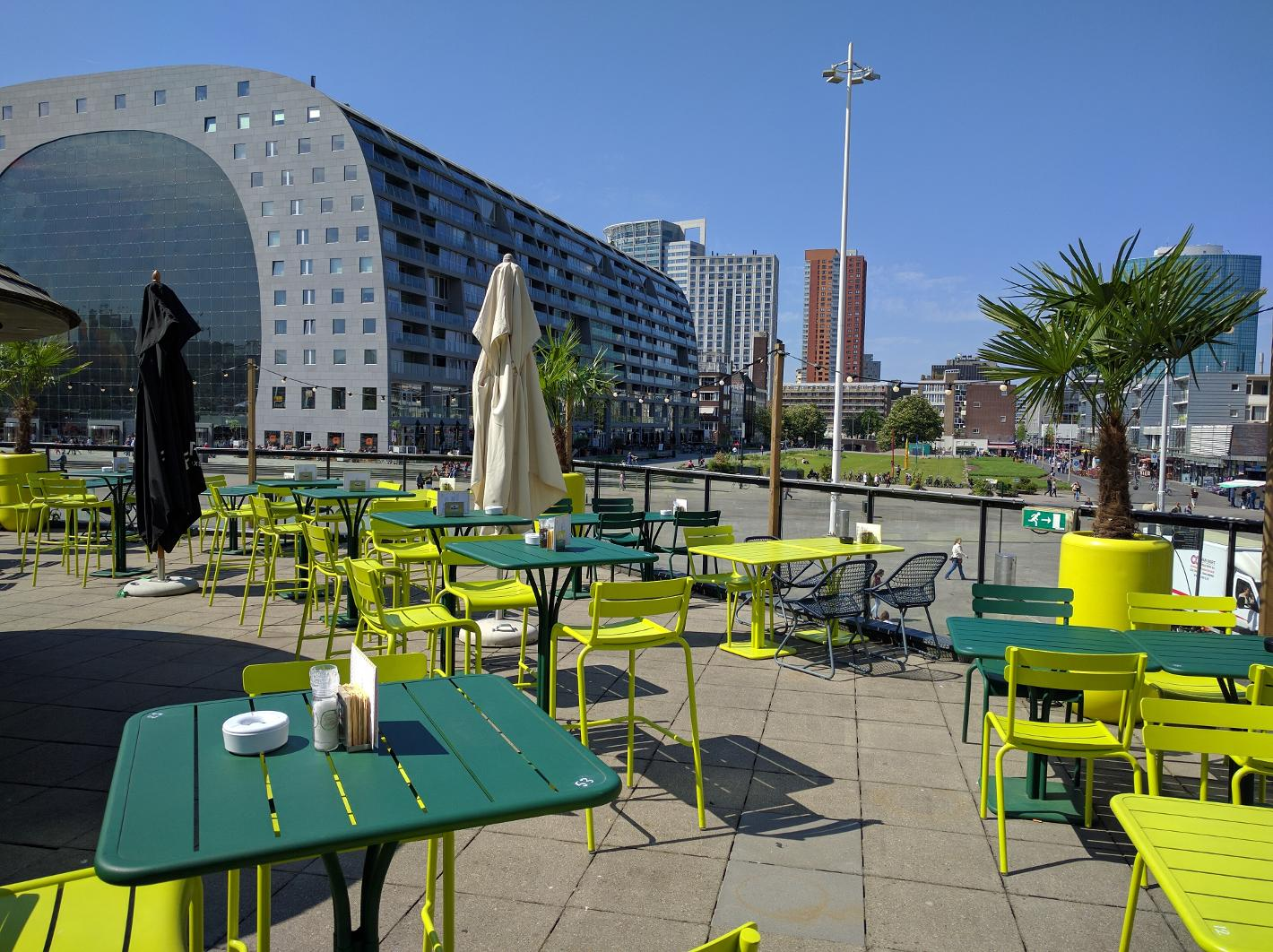 Photo Bistrobar Binnenrotte & het Stadsterras in Rotterdam, Eat & drink, Lunch, Dining - #9