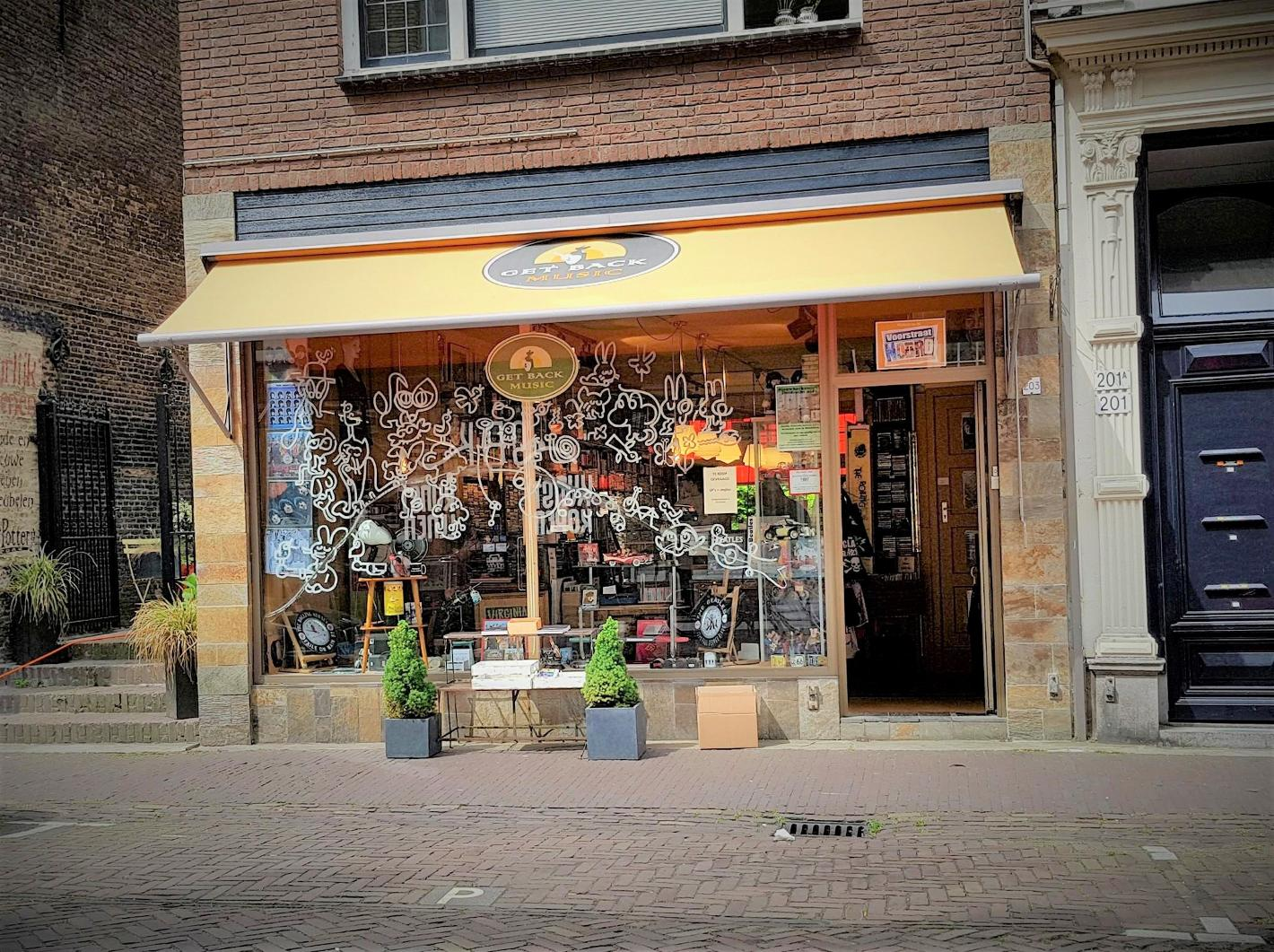 Photo Get Back Music in Dordrecht, Shopping, Hobby & leisure	 - #2