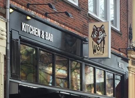 Photo Wolf Kitchen Bar Hotel in Alkmaar, Sleep, Hotels & accommodations