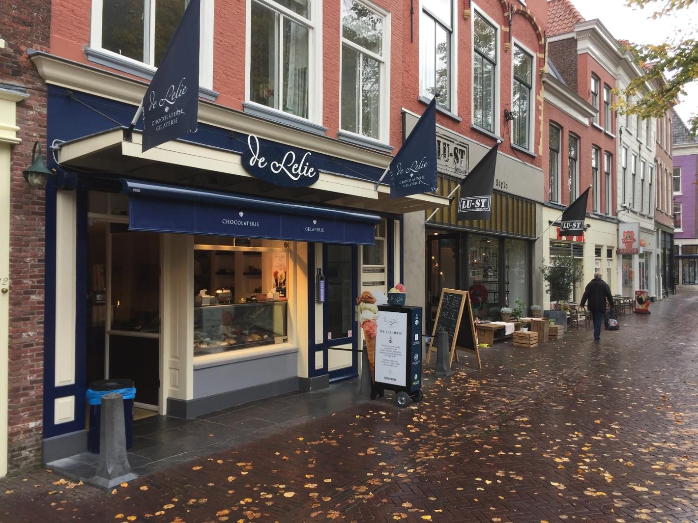 Photo Chocolaterie Gelaterie de Lelie in Delft, Shopping, Gift, Delicacy, Snack - #1