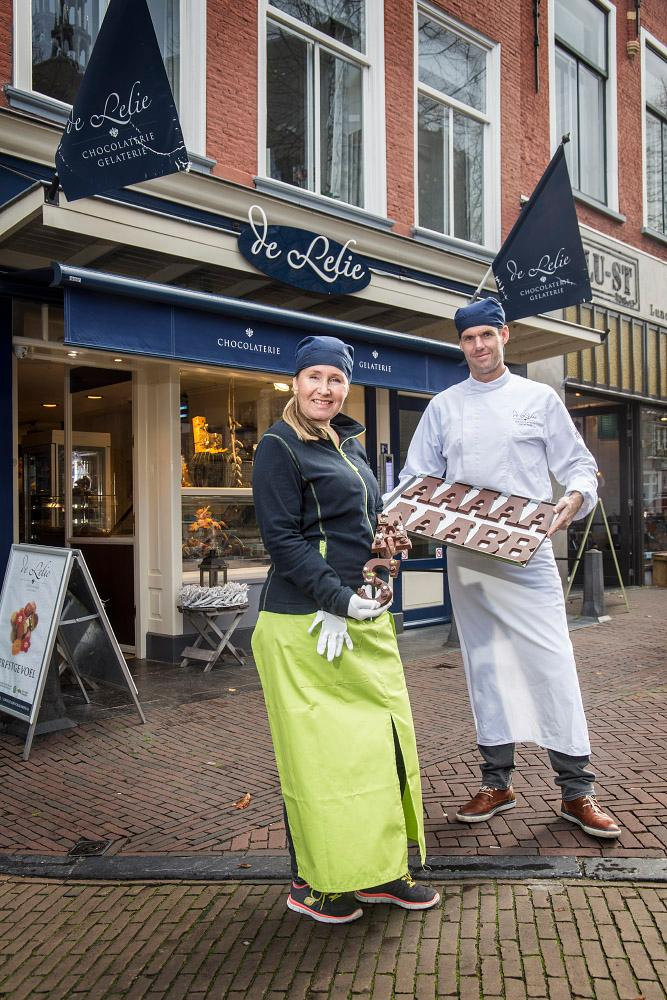 Photo Chocolaterie Gelaterie de Lelie in Delft, Shopping, Gift, Delicacy, Snack - #3