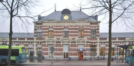Photo NS Station Hoorn in Hoorn, Info, Travel