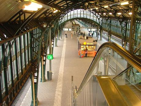 Photo NS Station Den Bosch in Den Bosch, Info, Public transport