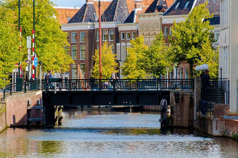 Photo A-brug in Groningen, View, Sights & landmarks - #1