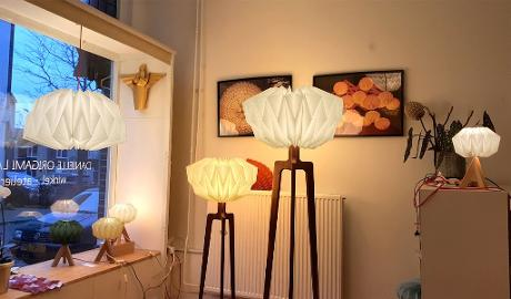 Photo Danielle Origami Lampen in Arnhem, Shopping, Buy home accessories