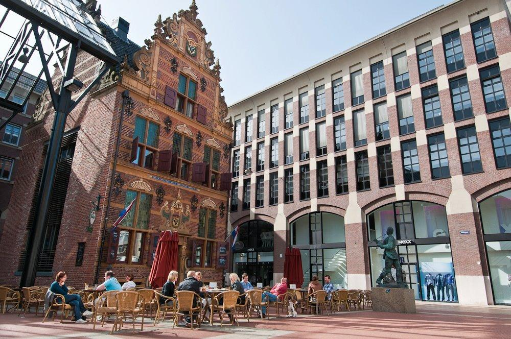 Photo Goudkantoor in Groningen, View, Coffee, Lunch, Sight - #1
