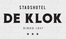 logo accommodation Stadshotel de Klok in Breda
