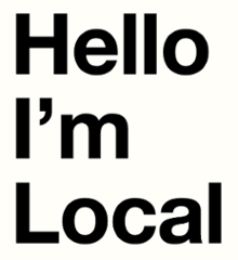 logo accommodation Hello I'm Local Boutique Hostel in Haarlem