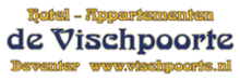logo accommodation Hotel de Vischpoorte in Deventer
