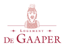 logo accommodation Logement de Gaaper in Amersfoort