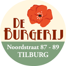 logo accommodation B&B De Burgerij in Tilburg