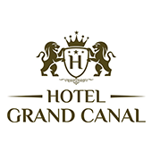 logo accommodation Hotel Grand Canal in Delft
