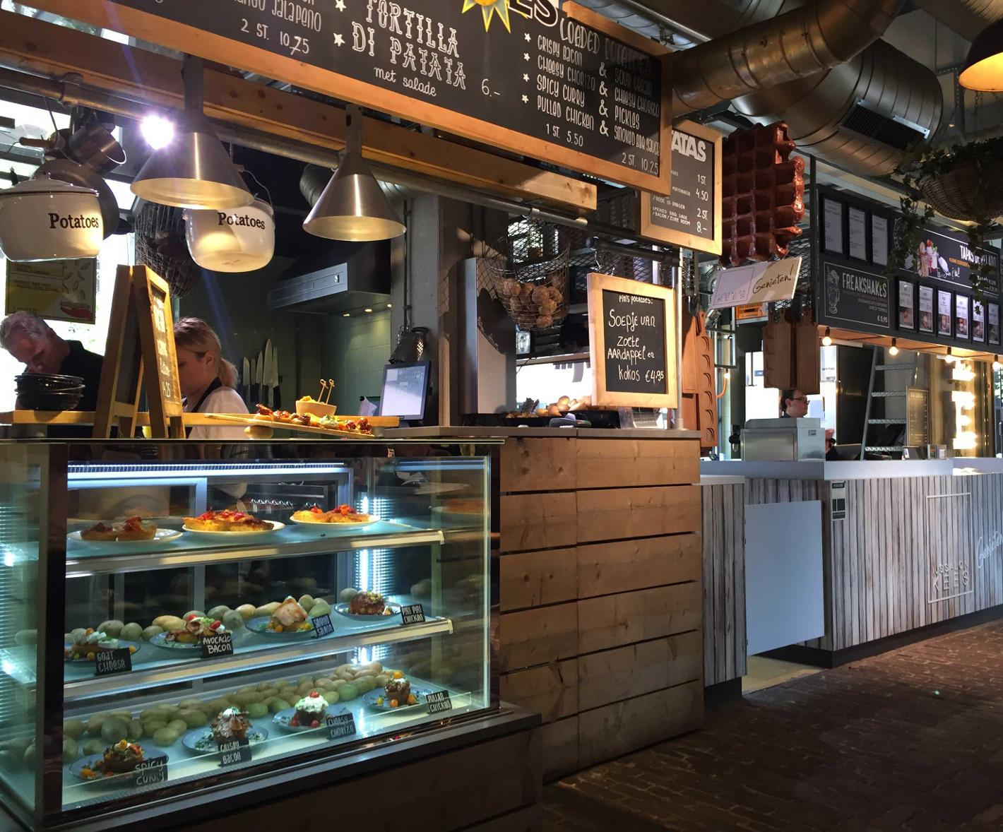Photo Down Town Gourmet Market in Eindhoven, Eat & drink, Delicacy, Lunch, Snack - #2